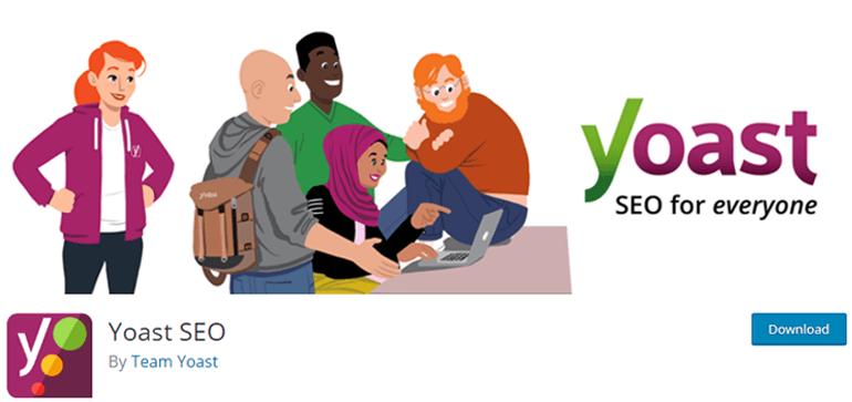 Yoast SEO All in One WordPress SEO Plugin