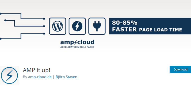 AMP It Up Best WordPress AMP Plugin