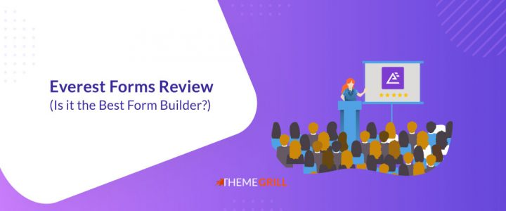 Everest Forms Review 2021: Is it the Best WordPress Form Builder?