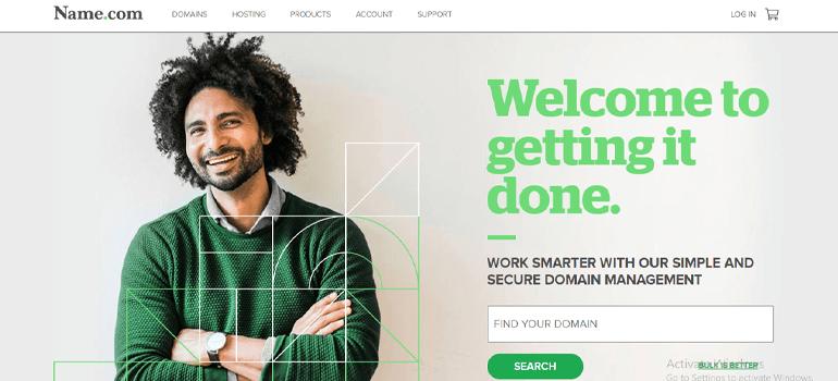 Name.com Best Domain Registration Site