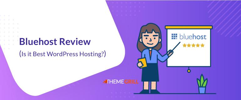Bluehost Review- Is it Best WordPress Hosting