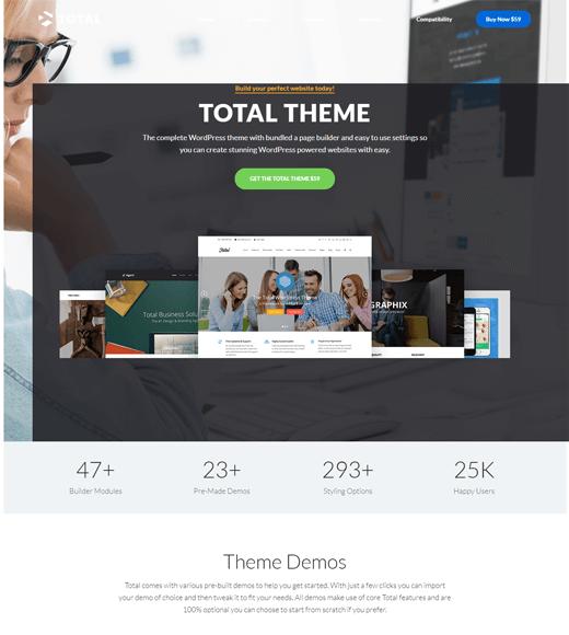 Total Job Board WordPress Themes