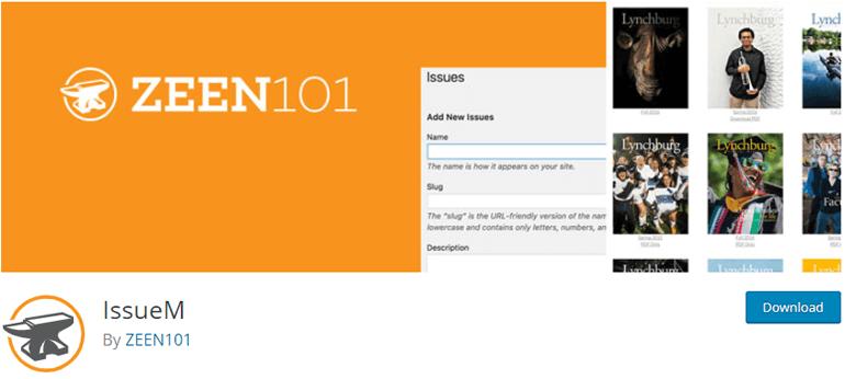 IssueM News/Magazine Plugin