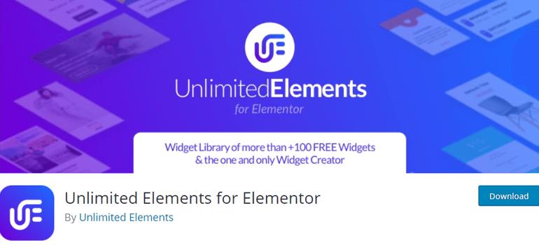 Unlimited Elements