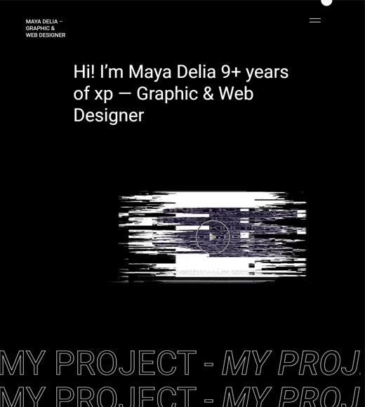 Delia Theme Demo