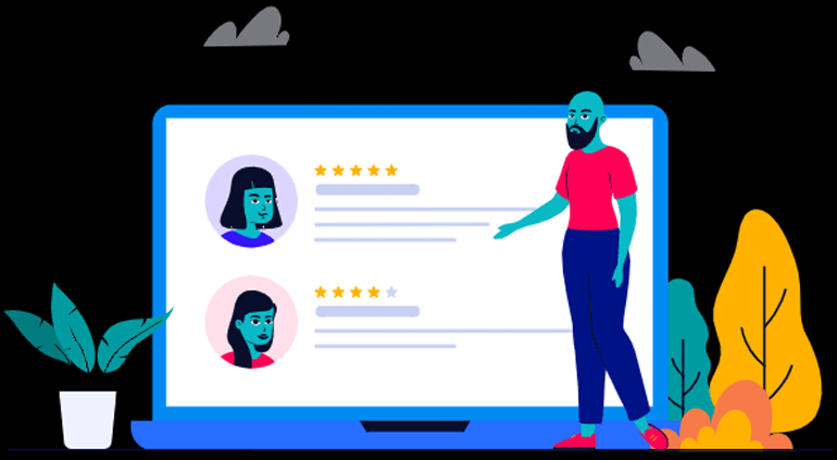 Check Customer Review When you Select Plugin