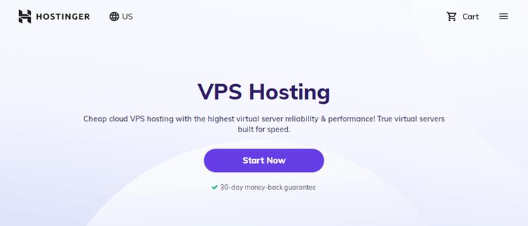 Hostinger VPS Hosting