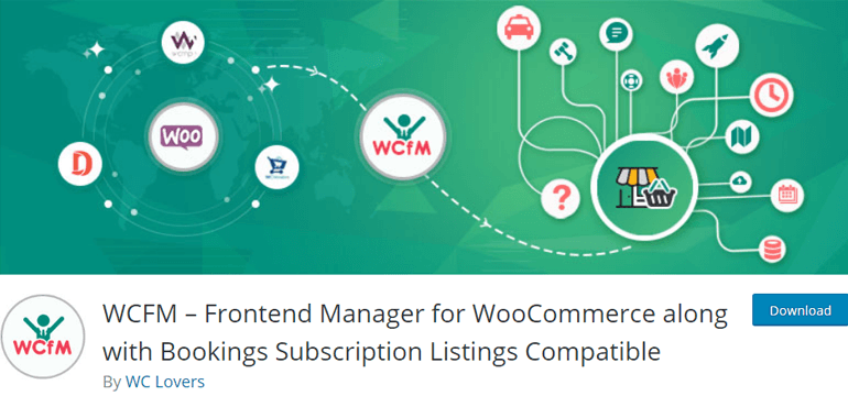 WCFM - Frontend Manager for WooCommerce