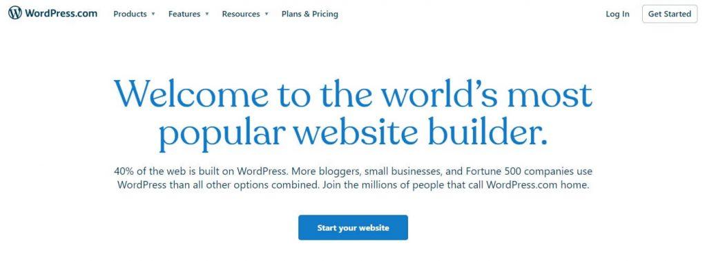 introducing wordpress.com