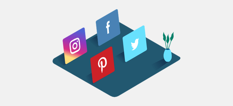 limit widgets and social buttons