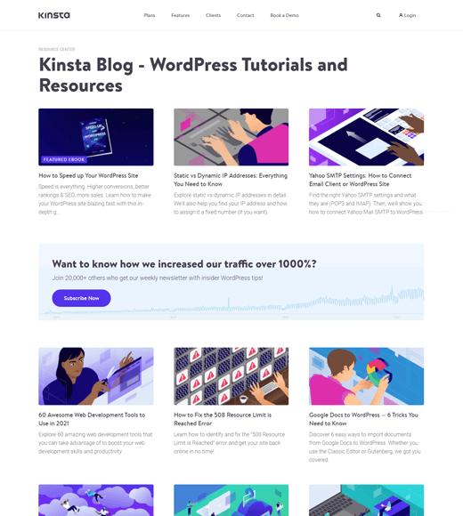 Kinsta Blog