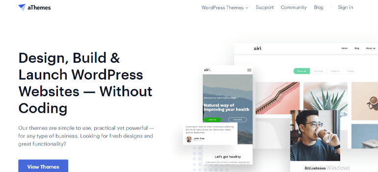 aThemes Best Places to Buy WordPress Themes