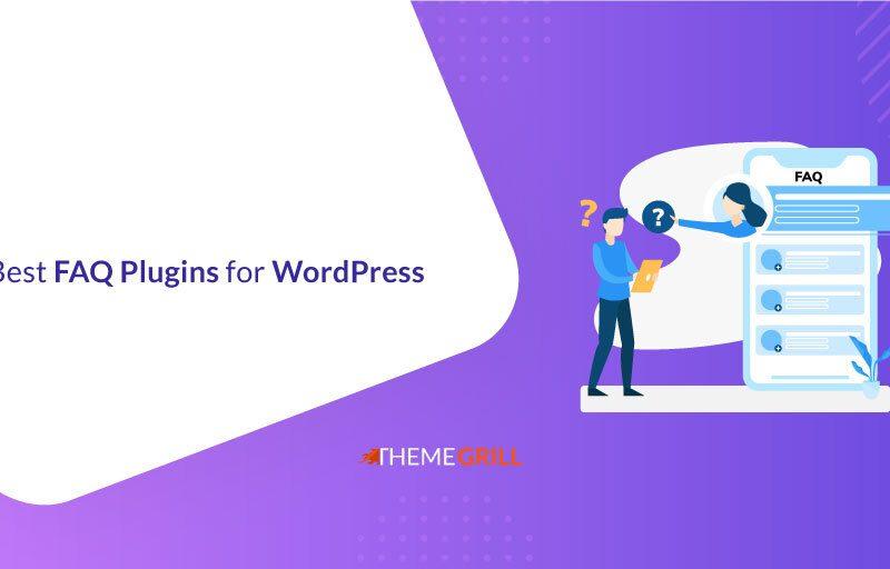 Best FAQ Plugins for WordPress (Compared)