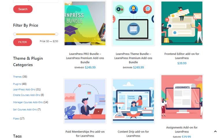 Integration LearnPress vs LearnDash