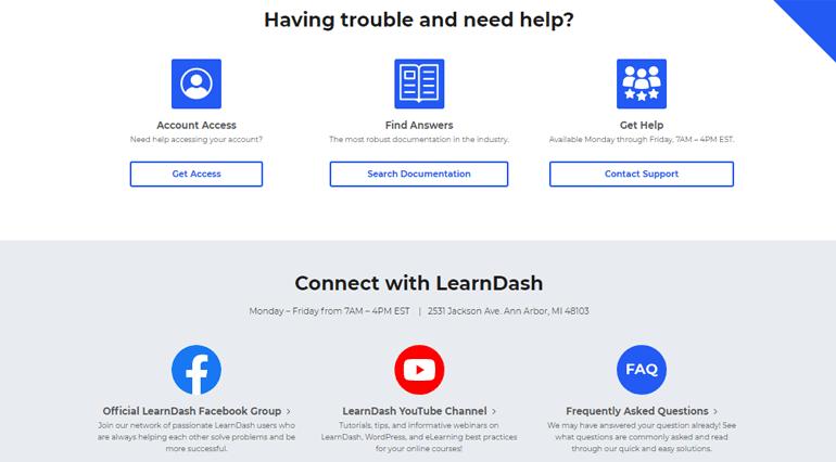 LearnDash Support