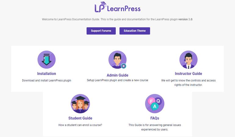 LearnPress Documentation