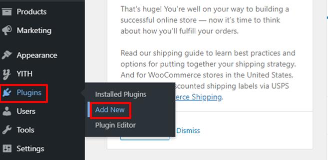 Plugins to Add New