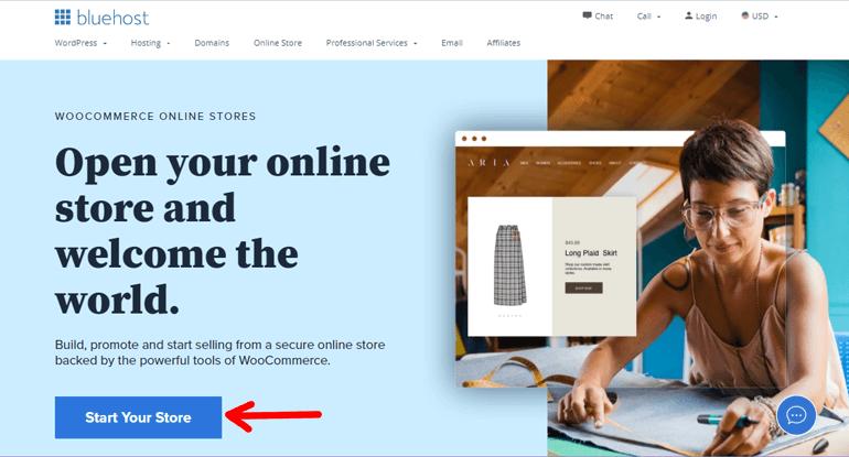 WooCommerce Hosting to Start eCommerce Website