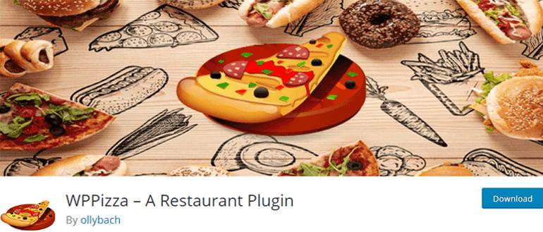 WPPizza Best WordPress Restaurant Menu Plugin