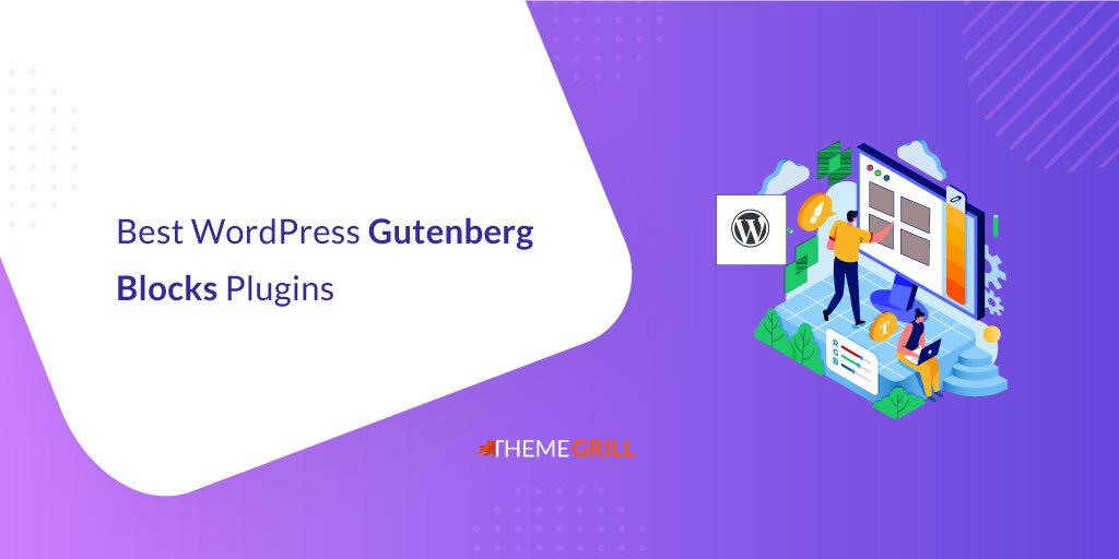 Best WordPress Gutenberg Blocks Plugins