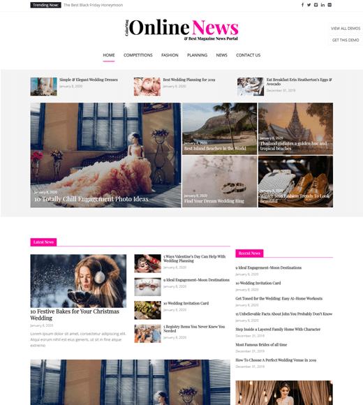 ColorMag Online News
