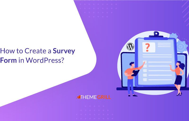 How to Create a Survey Form in WordPress