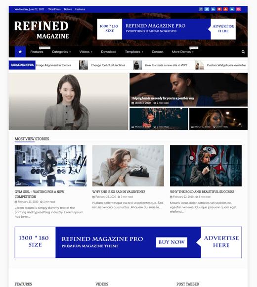 Refined Magazine Pro