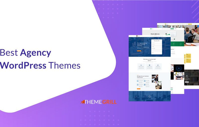 Best Agency WordPress Themes for Businesses
