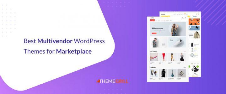 25 Best Multi-vendor WordPress Themes for Marketplace 2021