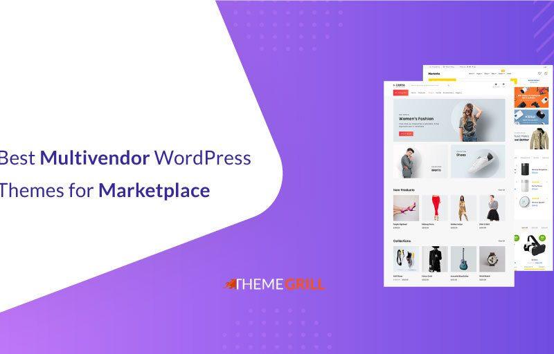 Best Multivendor WordPress Themes for Marketplace