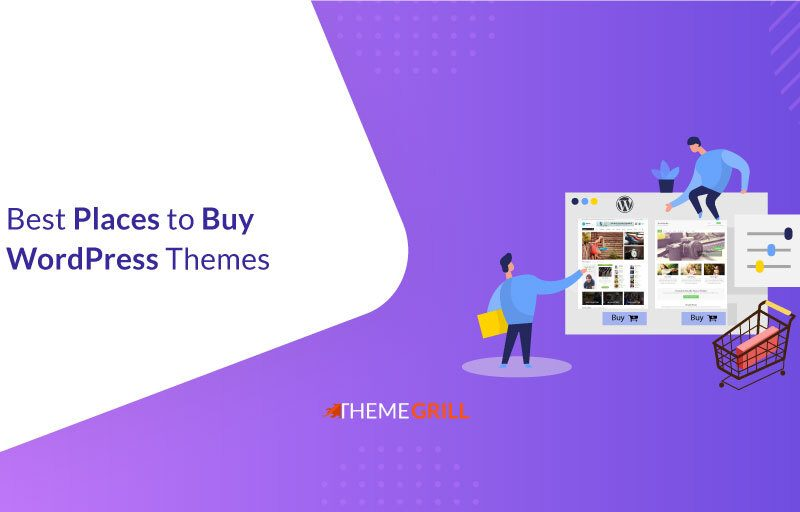 Best Places to Buy WordPress Themes