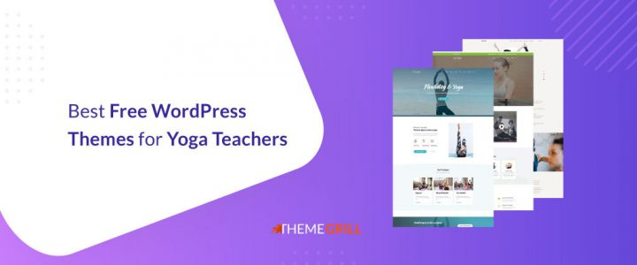 25 Best Free WordPress Themes for Yoga Teachers in 2021