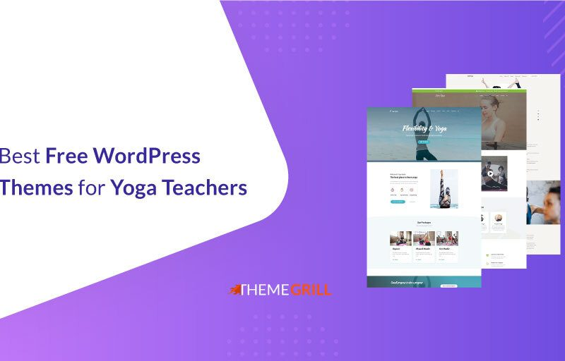 Free WordPress Themes for Yoga Teachers