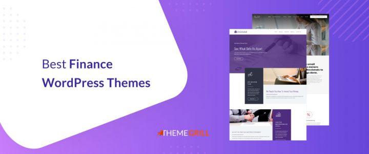 29 Best Finance WordPress Themes for Business & Blogs 2021