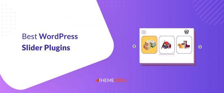 17 Best WordPress Slider Plugins for Beautiful Design in 2021