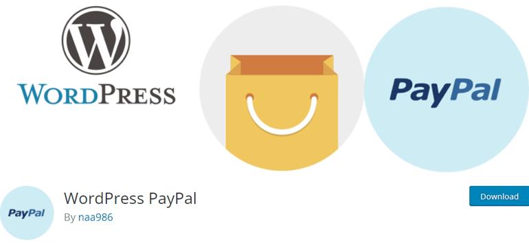 WordPress PayPal Donate Button Plugin