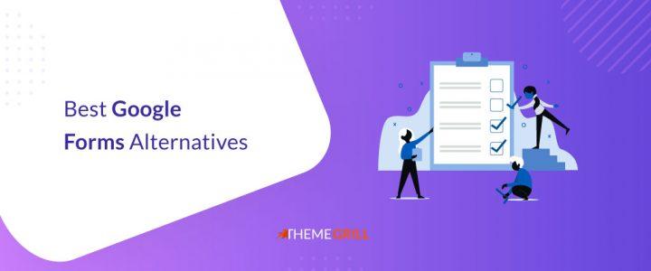 15 Best Google Forms Alternatives for Online Surveys 2021 (Free + Paid)