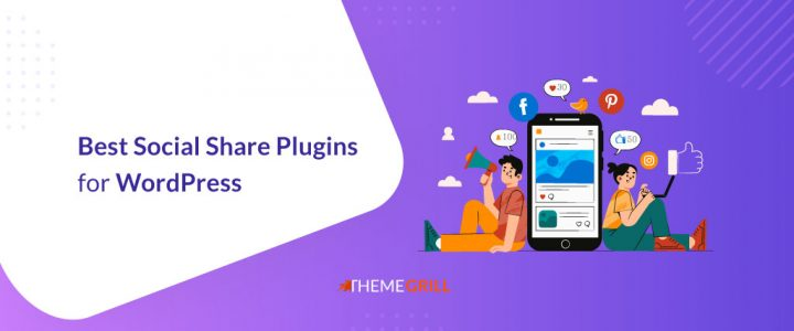 10 Best Social Share Plugins for WordPress 2021 (Free + Paid)