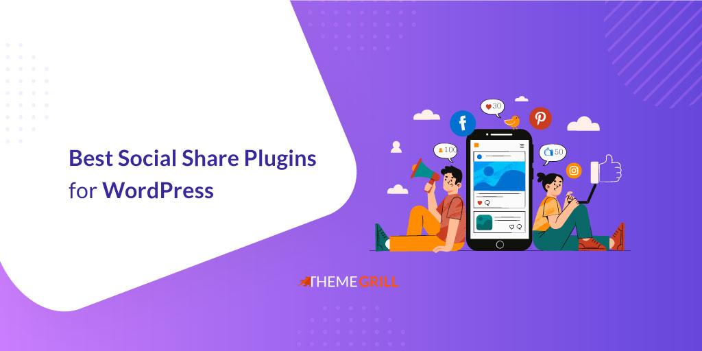 Best Social Share Plugins for WordPress