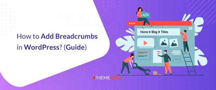 How to Add Breadcrumbs in WordPress? (Beginner's Guide)